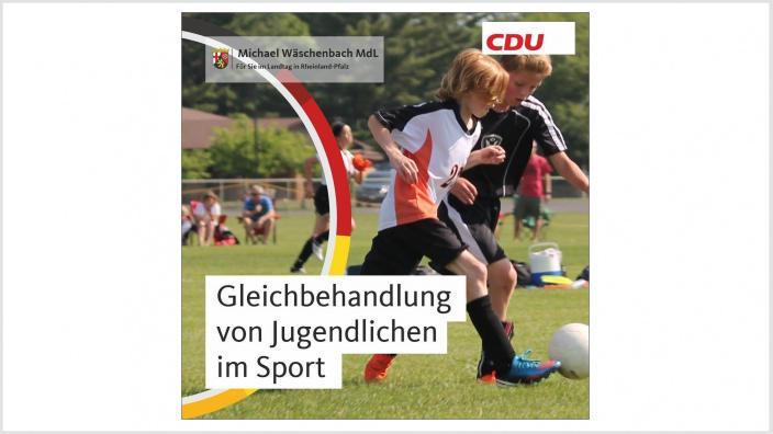 Gleichbehandlung von Jugendlichen im Sport